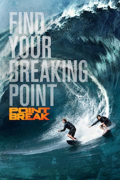Point Break movie poster.