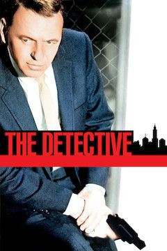The Detective movie poster.