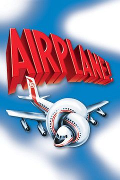 Airplane! movie poster.