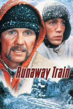 Runaway Train movie poster.
