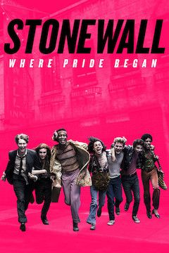 Poster for the movie Stonewall