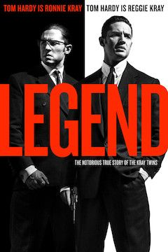 Legend movie poster.