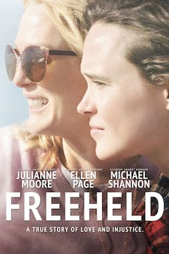 Poster for the movie Freeheld