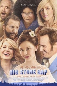 Poster for the movie Big Stone Gap