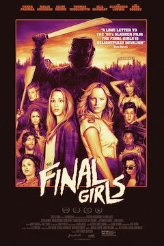 Poster for the movie The Final Girls