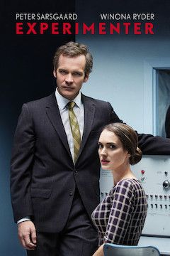 Experimenter movie poster.