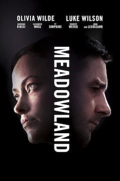 Meadowland movie poster.