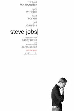 Steve Jobs movie poster.