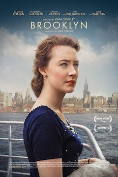 Brooklyn movie poster.