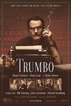 Poster for the movie Trumbo