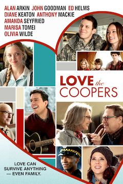 Love the Coopers movie poster.