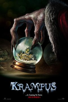 Poster for the movie Krampus