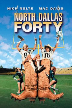 North Dallas Forty movie poster.