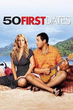 50 First Dates movie poster.
