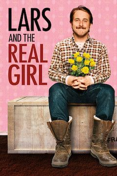 Lars and the Real Girl movie poster.