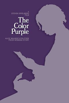 The Color Purple movie poster.