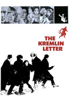 The Kremlin Letter movie poster.