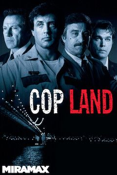 Cop Land movie poster.