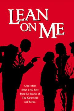 Poster for the movie Lean on Me