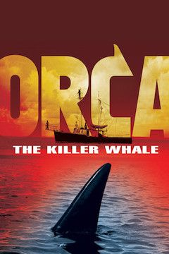 Orca movie poster.