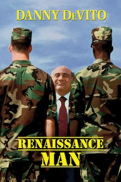Renaissance Man movie poster.