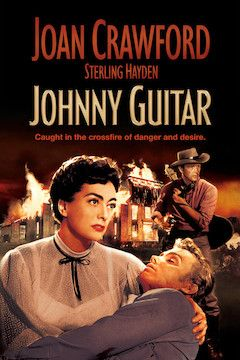 Johnny Guitar movie poster.