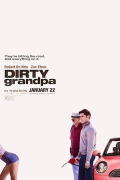 Dirty Grandpa movie poster.