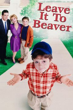Leave It to Beaver movie poster.
