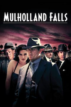 Mulholland Falls movie poster.
