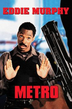 Poster for the movie Metro