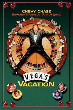 Vegas Vacation movie poster.