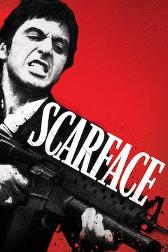 Scarface movie poster.
