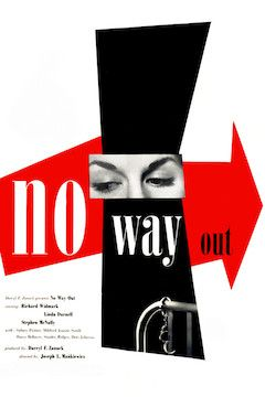 Poster for the movie No Way Out