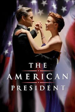The American President movie poster.