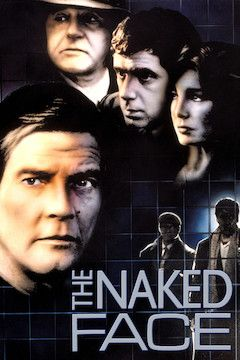 The Naked Face movie poster.