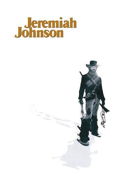 Jeremiah Johnson movie poster.