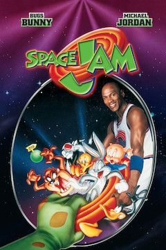 Space Jam movie poster.