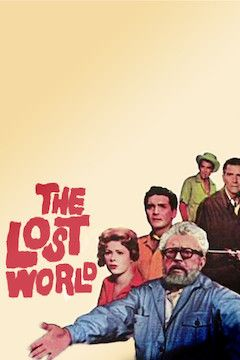 The Lost World movie poster.