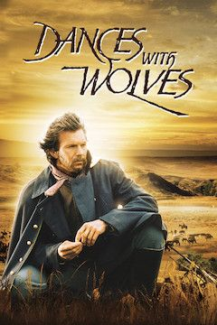 Dances With Wolves movie poster.