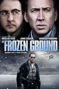 Poster for the movie The Frozen Ground