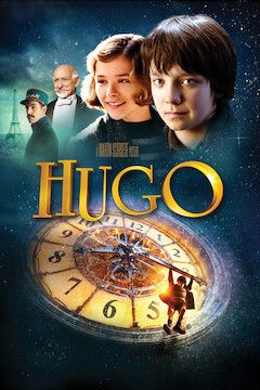 Hugo movie poster.