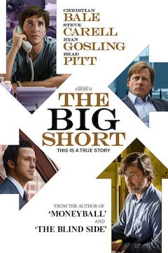 Poster for the movie The Big Short