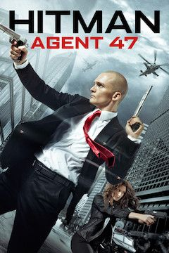 Hitman: Agent 47 movie poster.