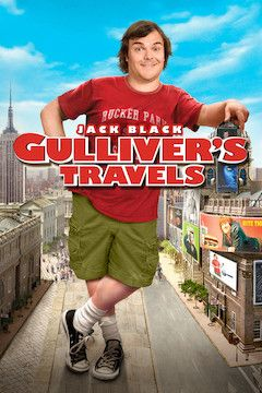 Gulliver's Travels movie poster.