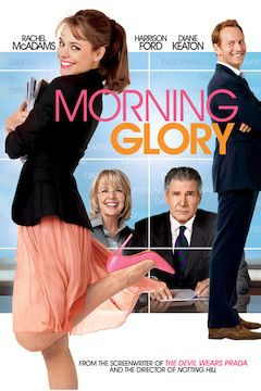 Morning Glory movie poster.