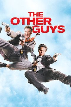 The Other Guys movie poster.