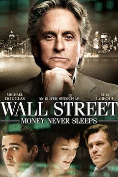 Wall Street: Money Never Sleeps movie poster.