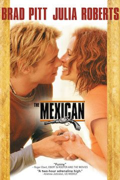 The Mexican movie poster.