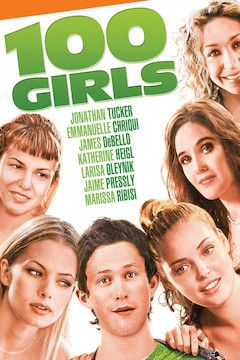 100 Girls movie poster.
