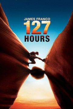 127 Hours movie poster.